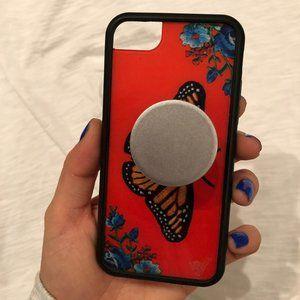Wildflower Butterfly IPhone 6/7/8 Case